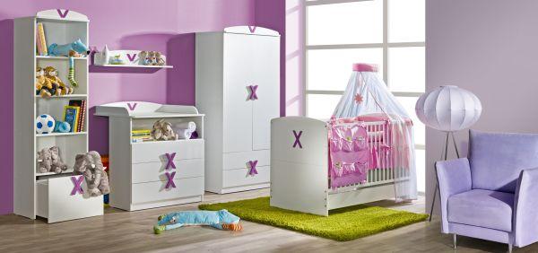 Meble niemowlęce: dla chłopczyka i dziewczynki