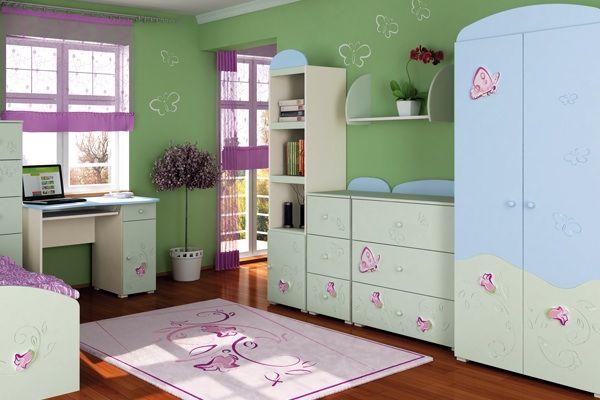 Funkcjonalne i ładne meble do pokoju dziecka