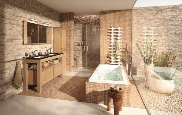 Jak dobrać wannę do łazienki na lata?