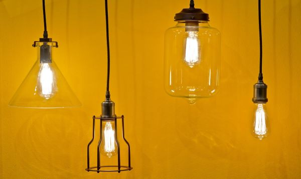 Designerskie lampy do jadalni