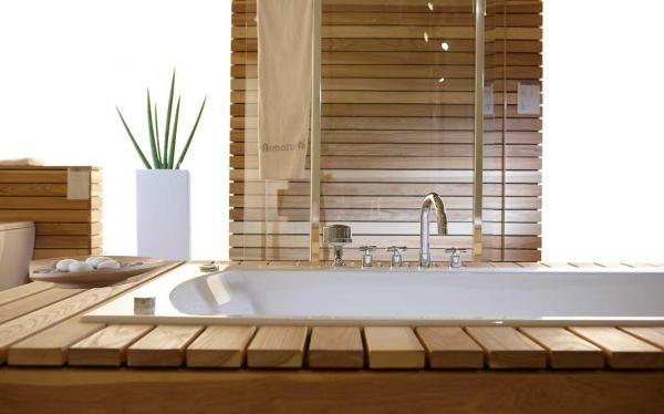 Łazienka w ekologicznym wydaniu
