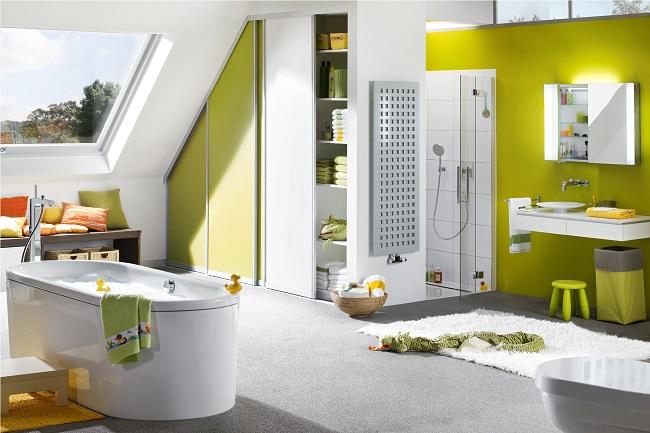 Łazienka dla dzieci: bajecznie i bezpiecznie