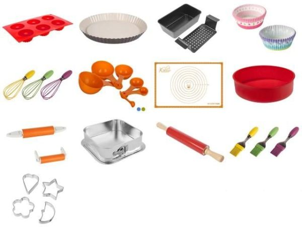 Praktyczne akcesoria kuchenne, które pomogą Ci przy wypiekach