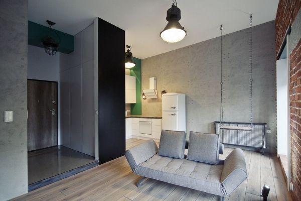 Jak stworzyć loftowy styl w mieszkaniu?
