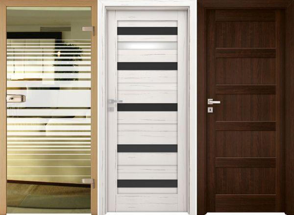 Drzwi do salonu: 3 wyjątkowe propozycje
