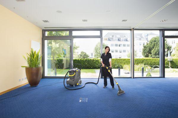 Urządzenia do czyszczenia dywanów i wykładzin