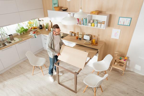 W co wyposażyć kuchnię, by była funkcjonalna?